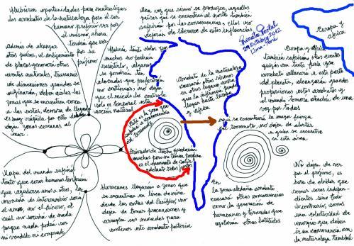 Psicografía que anuncia sismo de magnitud en sur de Perú y norte de Chile