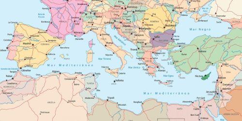 Zona del Mediterráneo